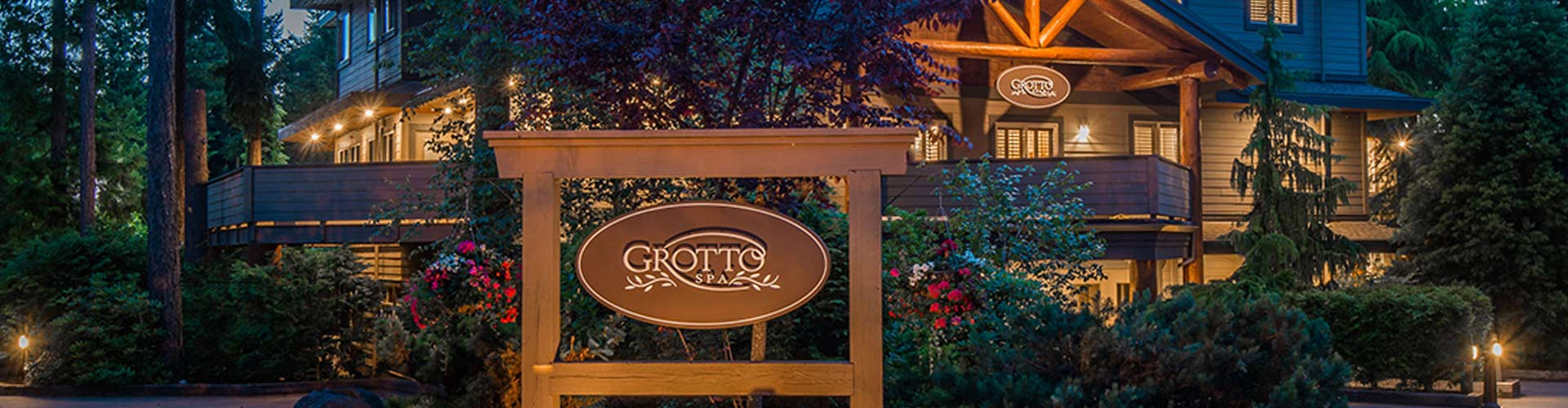About the grotto spa