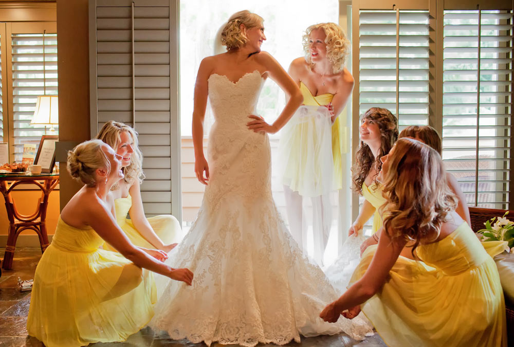 Bridal Wedding Grotto Spa